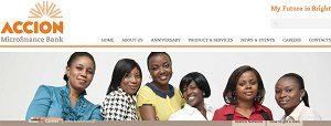 Accion Microfinance Bank Recruitment 2018