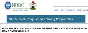 Finishing Skill Acquisition Shortlisted Candidates 2018