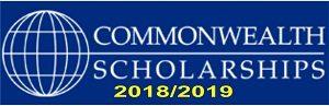 Commonwealth Scholarships & Fellowship Plan (CSFP) 2018