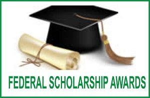 Federal Government Scholarship Awards 2017-2018