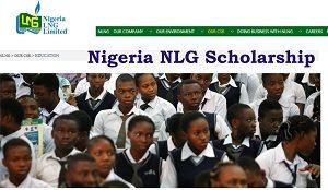 Nigeria NLG Undergraduate Scholarship Award 2018