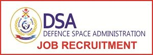 Federal Defence Space Administration (DSA) Recruitment