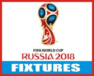 FIFA World Cup Fixtures