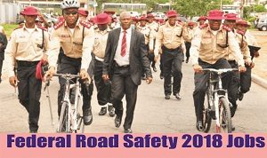 Federal Road Safety 2018 Jobs Recruitment