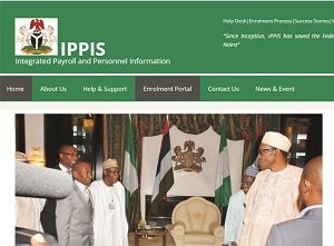 Federal Government IPPIS Biometric Data Capture Verification