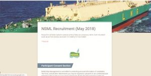 NLNG Ship Management Limited (NSML) 2018