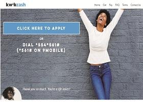 Kwikcash Loan