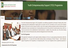 Youth Entrepreneurship Support (YES) Programme 2018/2019