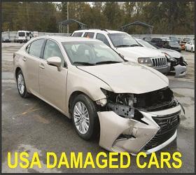 USA Damaged Cars