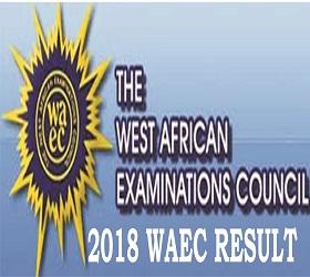 2018 WAEC Result