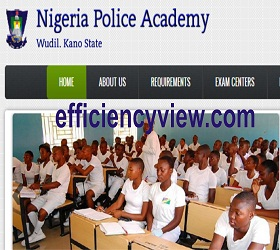 Nigerian Police Academy List of Successful Shortlisted Candidates 2018/2019