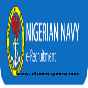 Nigerian Navy Direct Short Service Commission (DSSC) Recruitment