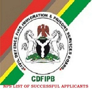NPS List of Shortlisted Candidates