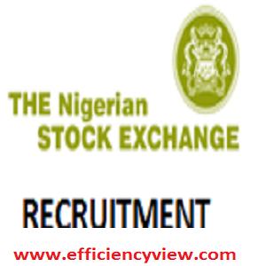 NSE Online Recruitment