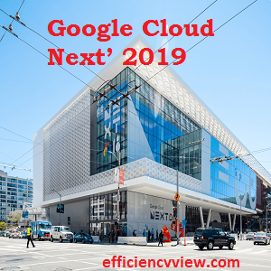 Google Cloud Next' 2019
