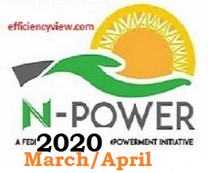 Photo of Npower Stipends News 2020: when will Npower pay Volunteers March/April Stipends over Corona Virus outbreak in Nigeria?