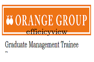 Orange Drugs Limited Graduate Management Trainee Program 2020