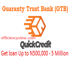 Photo of GTBank Quick Credit Loan: see requirements on how to register/apply for GTBank Quick Credit