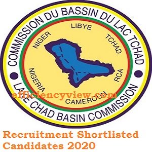 Photo of Lake Chad Basin Commission Recruitment Shortlisted Candidates 2020 check list here