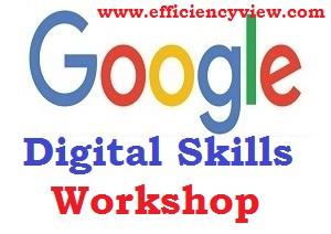 Photo of Online Google Digital Skills Workshop for Africa 2020/2021: Learn skills online