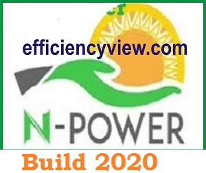 About 2020/2021 Npower Build Vocational Training and Apprenticeship