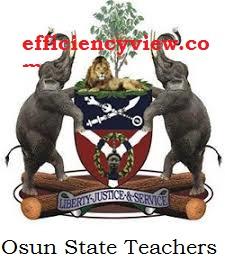 Osun State Teachers Recruitment Portal 2020/2021