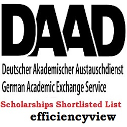Photo of Steps to check 2020/2021 DAAD Scholarships Successful Shortlisted Candidates