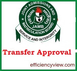 Photo of JAMB CAPS Admission Transfer Approval Portal 2020/2021/Transfer to other Course/Department/Faculty via JAMB CAPS