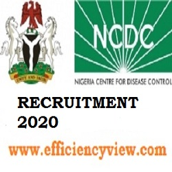 Photo of NCDC Recruitment 2020 for Surveillance Support Officers in 19 States | see how to apply here
