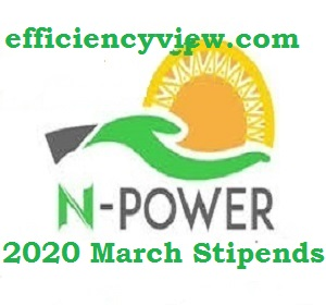 Photo of Latest News about 2020 Npower March Stipends as President Buhari ordered Payment of workers' Salaries