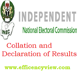 Election Collation and Declaration of Results in Nigeria General Elections