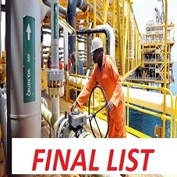 How to check NNPC Graduate Trainee Shortlisted Candidates