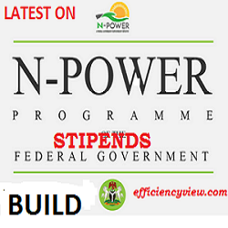 Photo of Npower Build 2020 Physical Verification/Registration date and venue out; check here