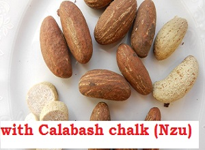 Photo of Sexual Benefits of Calabash chalk (Nzu) and Bitter Kola – A must read