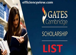 Photo of Gates Cambridge Scholarships in UK 2020/2021 List of Successful Shortlisted Candidates for Master/PhD