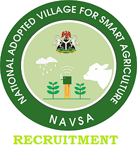 Link Portal for 2020/2021 National Adopted Village or Smart Agriculture (NAVSA) Recruitment Registration Form