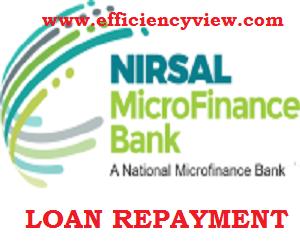 Photo of CBN COVID-19 Loan Repayment | NMFB NIRSAL Loan Repayment Portal