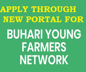 Photo of New Registration Portal for 2020 NALDA Buhari Young Farmers Network Recruitment– check here