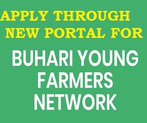 New Registration Portal for 2020 NALDA Buhari Young Farmers Network Recruitment