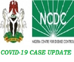 NCDC Coronavirus (COVID-19) case updates in 36 States in Nigeria