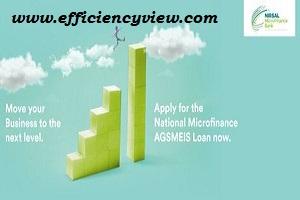 CBN COVID-19 Loan Application Form Portal through NIRSAL Microfinance Bank