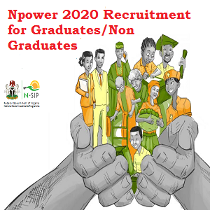 Npower 2020 Recruitment for Graduates/Non Graduates categories Batch C