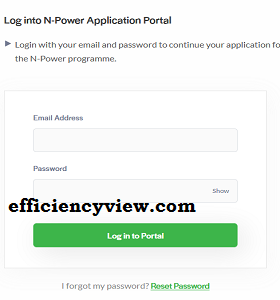 Photo of How to create N-power Profile account and Login/sign up to register for Recruitment 2020/2021