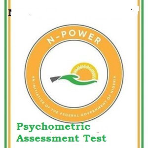 Photo of Npower Psychometric Assessment Test for Batch A & Batch B Beneficiaries 2020/2021