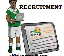 Photo of 2020 Npower Recruitment Portal Received 3 million Applicants in one week