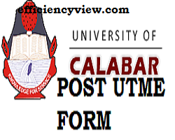 Photo of myunical.edu.ng 2020/2021 Unical Post UTME Screening Aptitude Test Registration Form is out see cut off mark here
